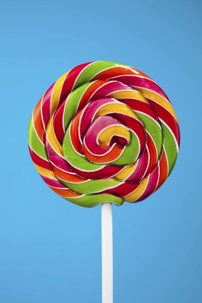 lollipop bomboniere