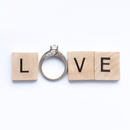 scrabble engagement announcement