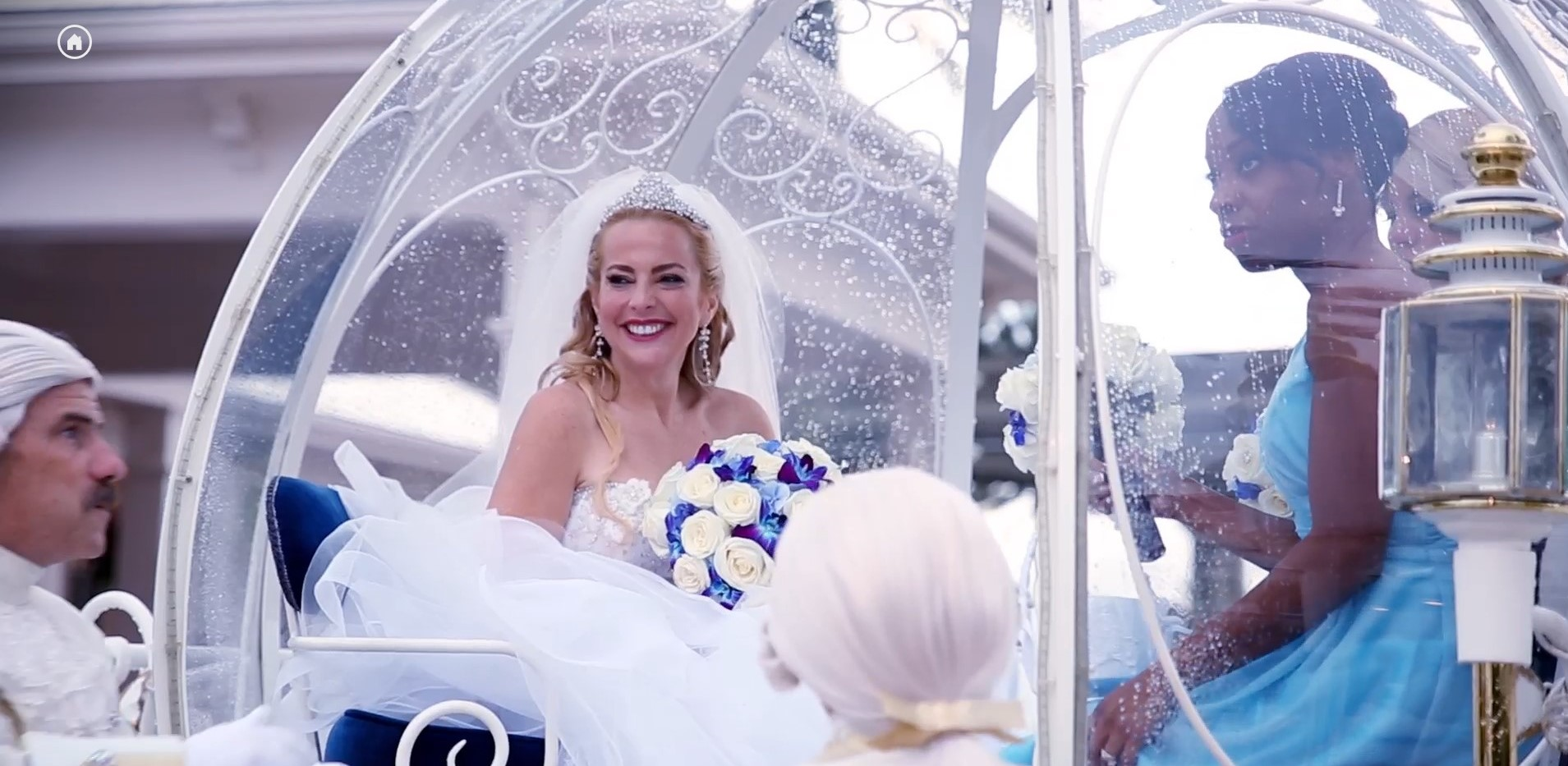 Paraplegic Tami Martin lost 87 kigs and walked down the aisle