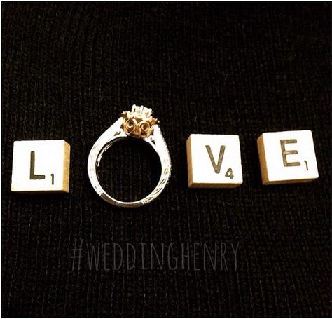 Source: weddinghenry Instagram