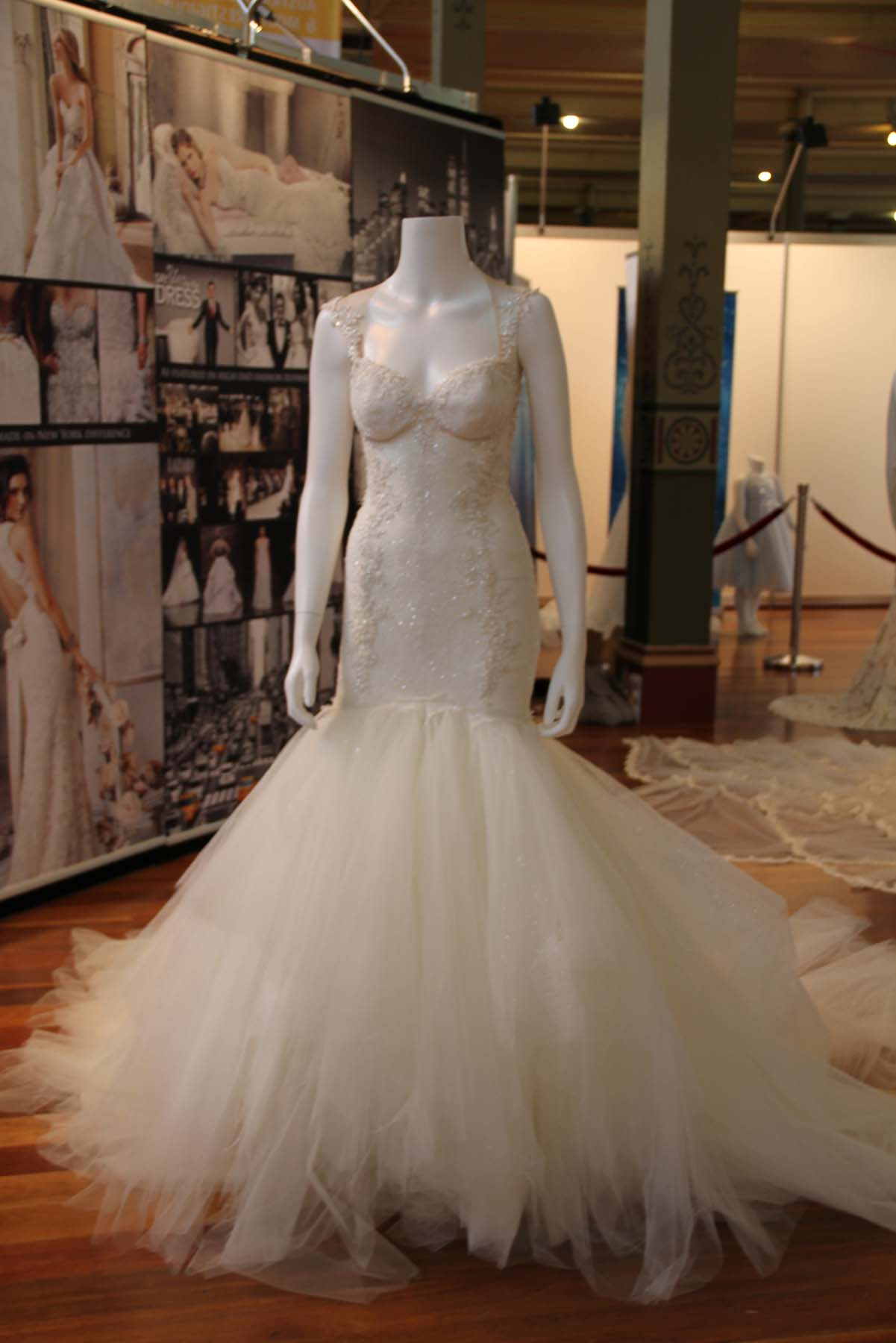 Expo trends: What\'s hot in wedding dresses - Articles - Easy Weddings