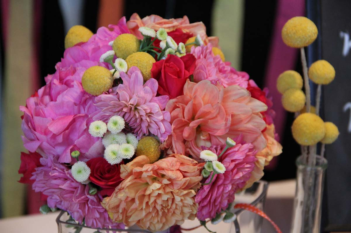 Expo trends: What\'s hot in wedding flowers - Articles - Easy Weddings
