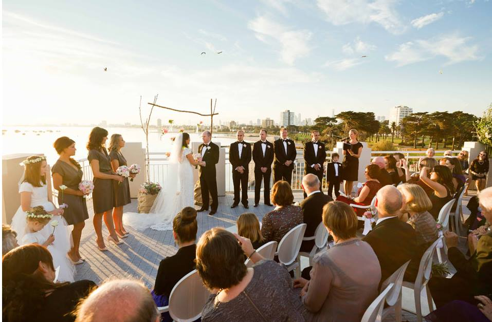 Harbour Room wedding showcase