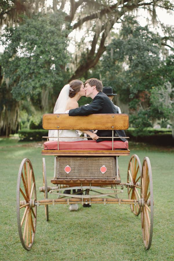 Old fashioned  themed wedding