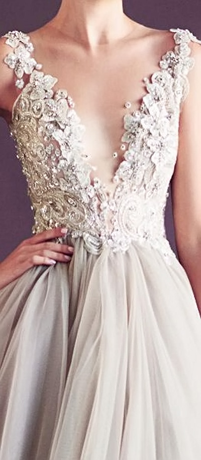 Paolo Sebastian wedding gown