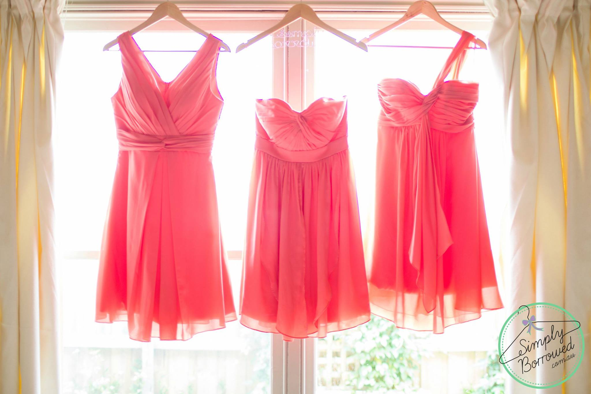 Retable bridesmaids dresses