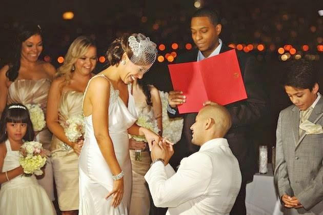 wedding ceremony etiguette