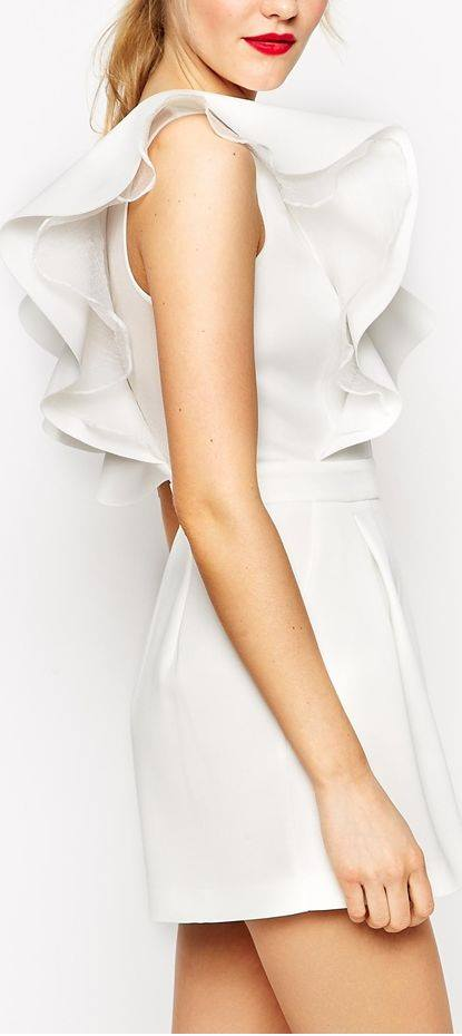 ASOS wedding romper