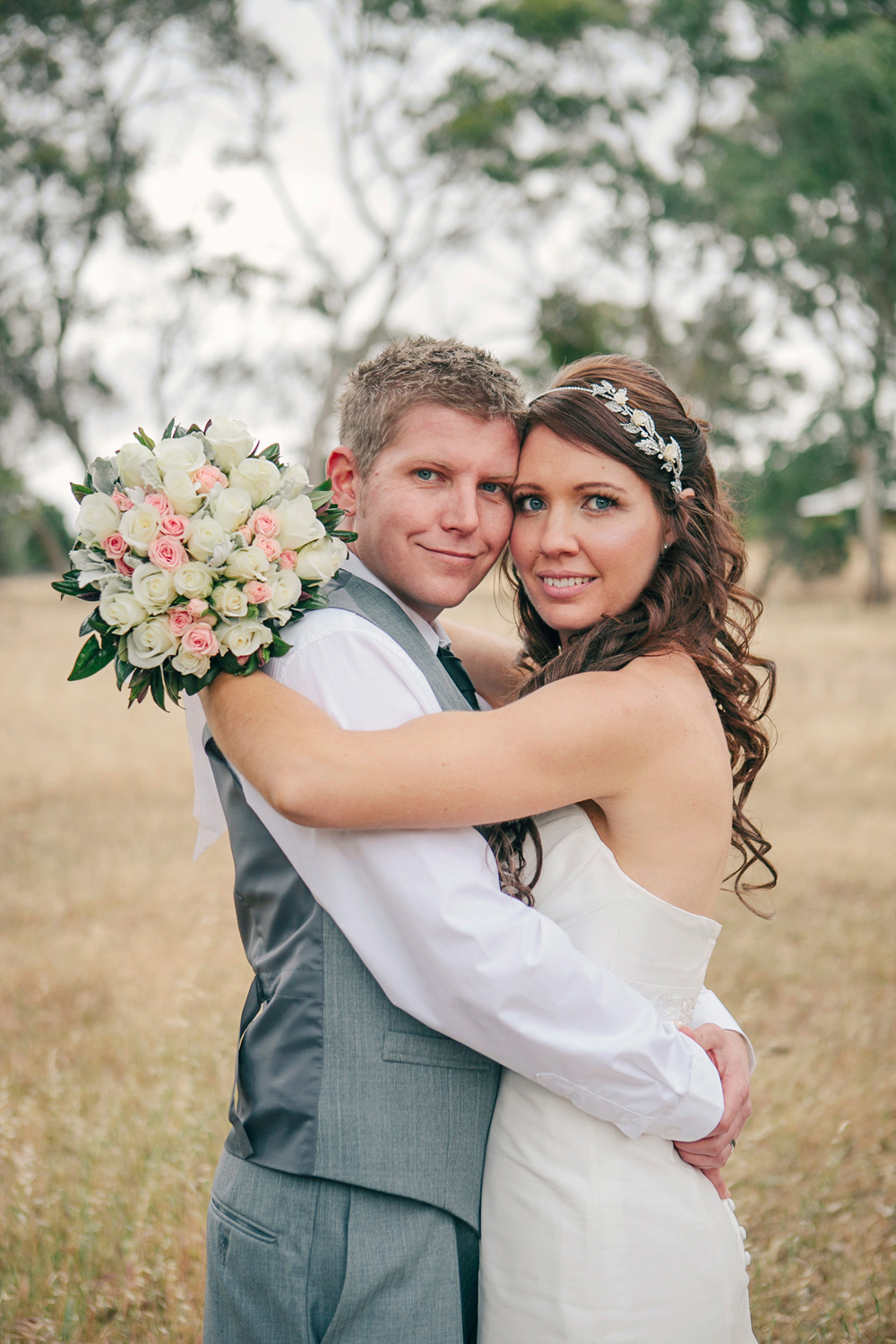 love just a click away rustic wedding begins with online