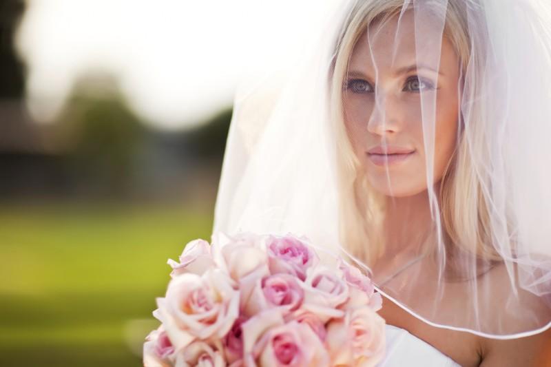 Bridal veils styles