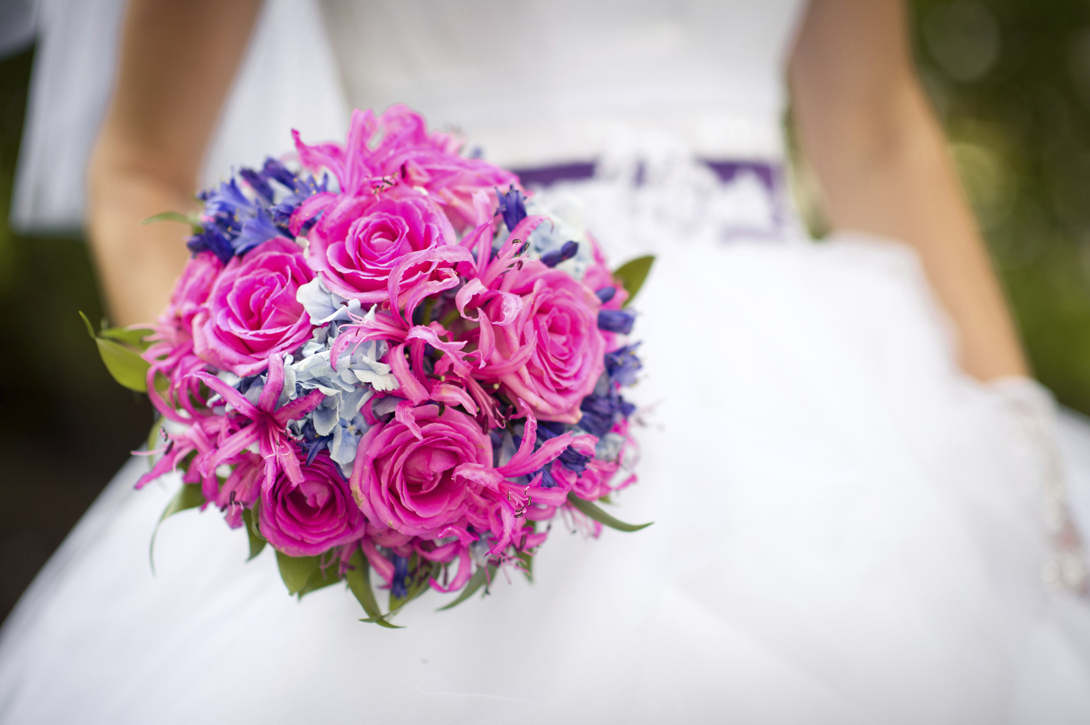 Wedding bouquets articles easy weddings wedding flowers izmirmasajfo