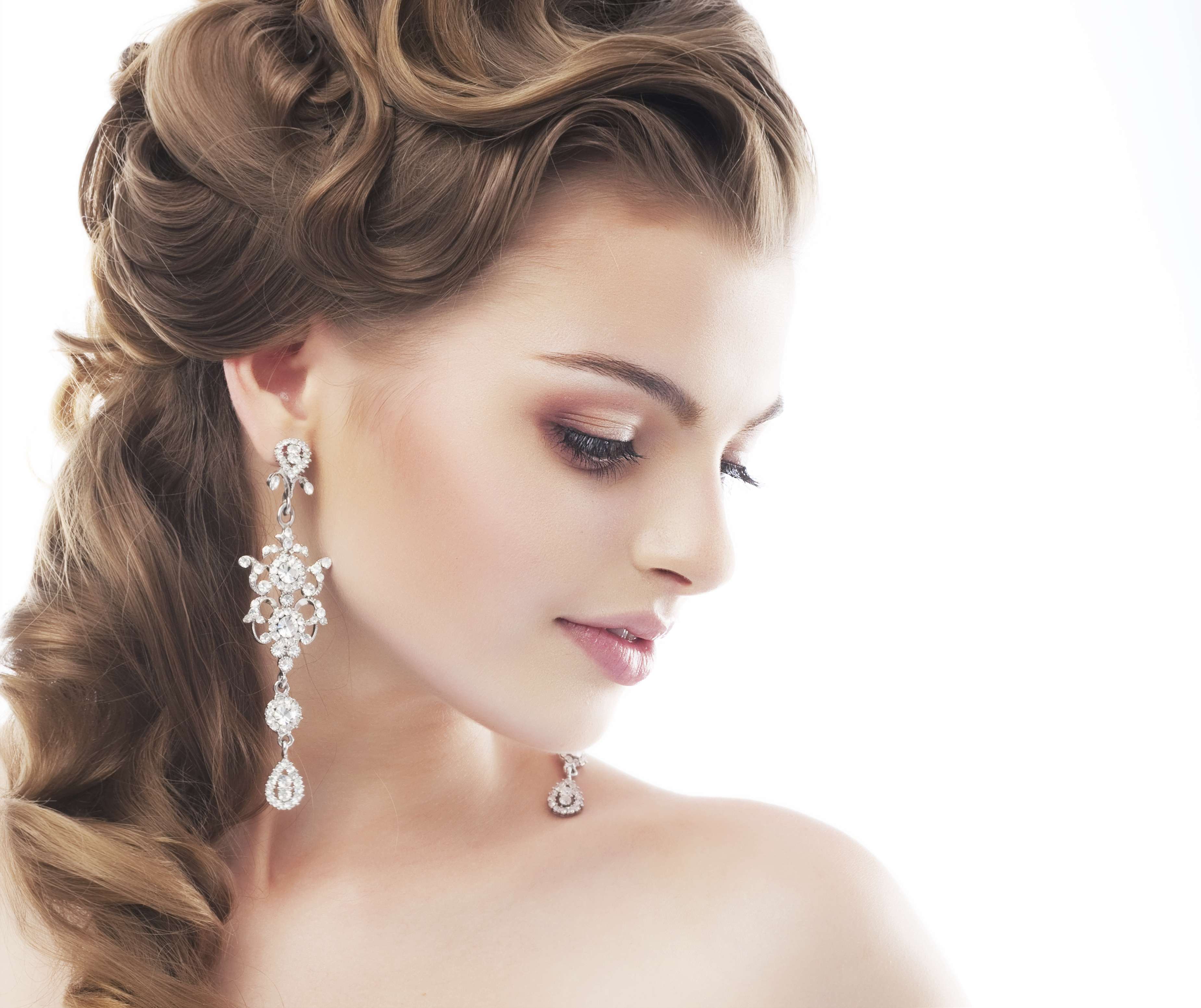 Choosing Wedding Hairstyle Articles Easy Weddings
