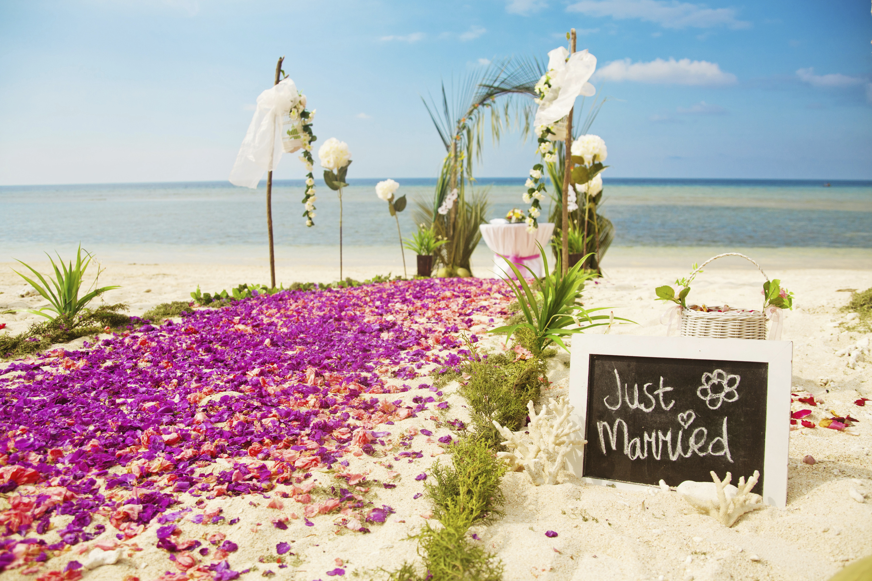 beach wedding venues articles easy weddings