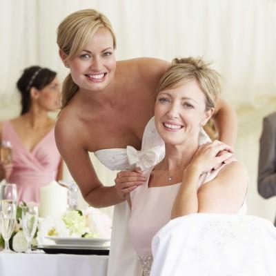 content mother bride duties