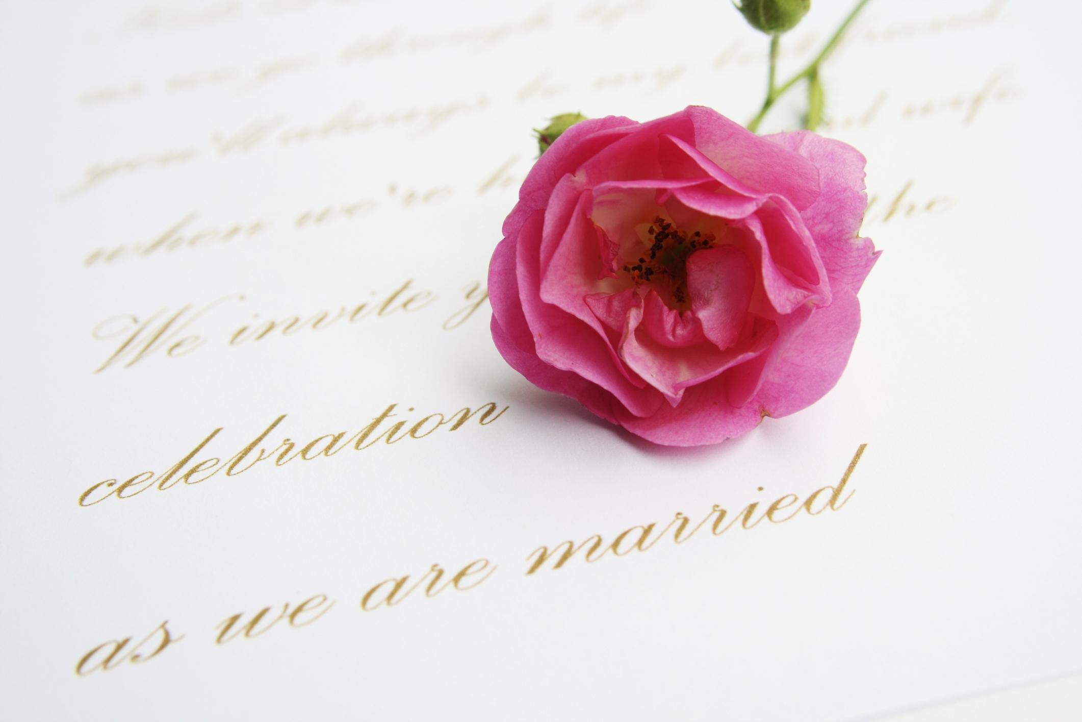 Wedding readings - Articles - Easy Weddings