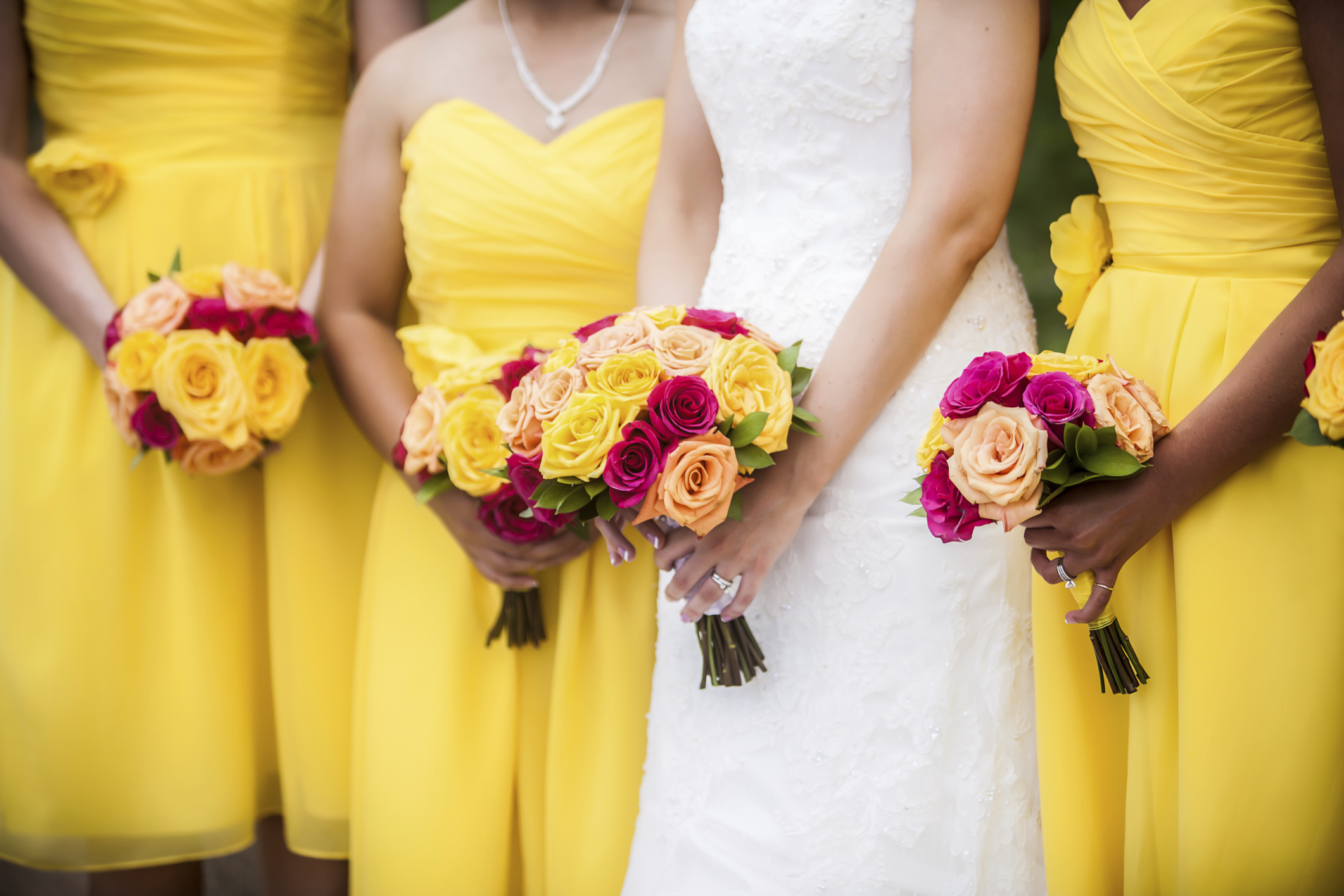 Wedding Colour Themes Articles Easy Weddings