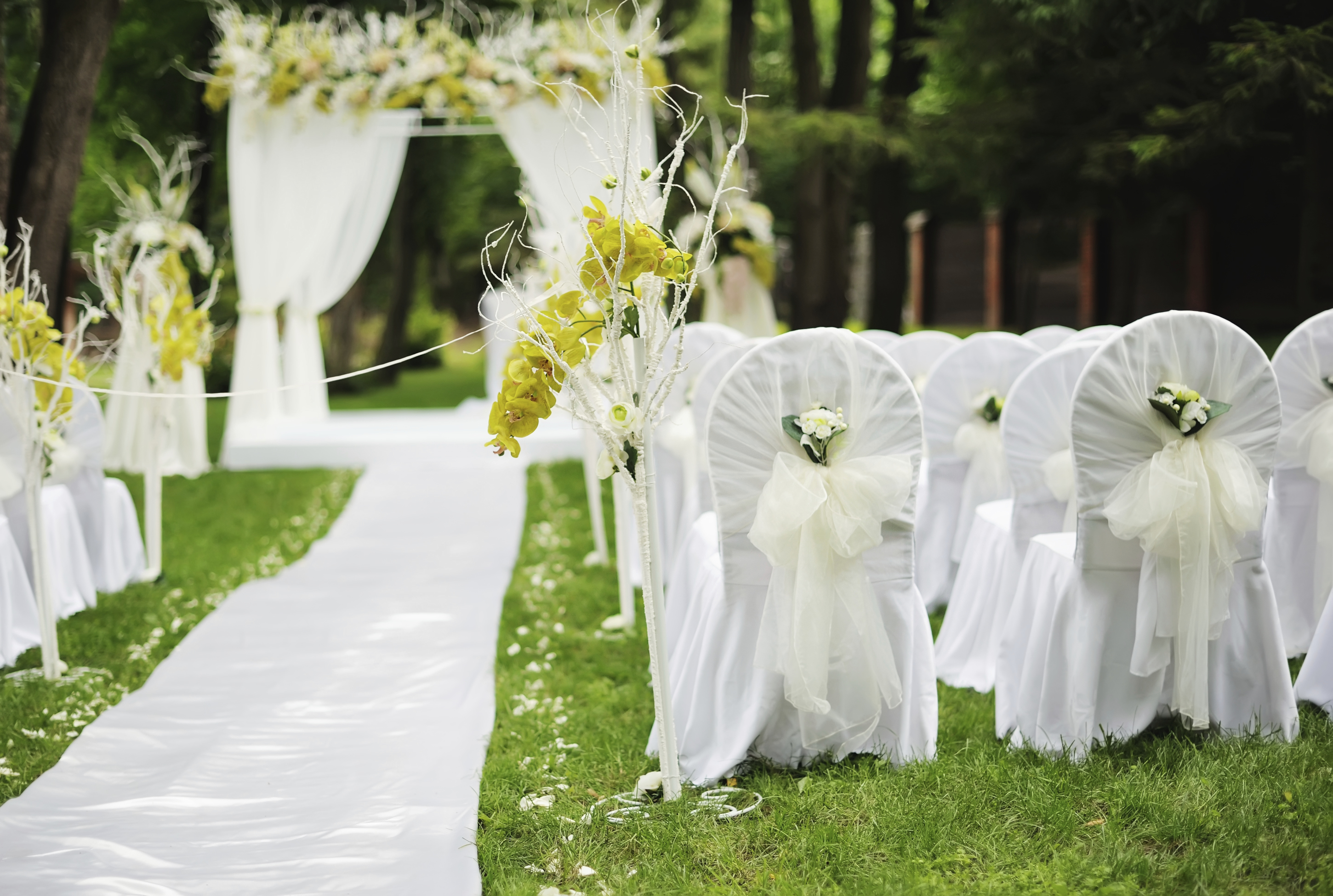 Wedding ceremony chair - Do I Need To Hire Wedding Chair Covers