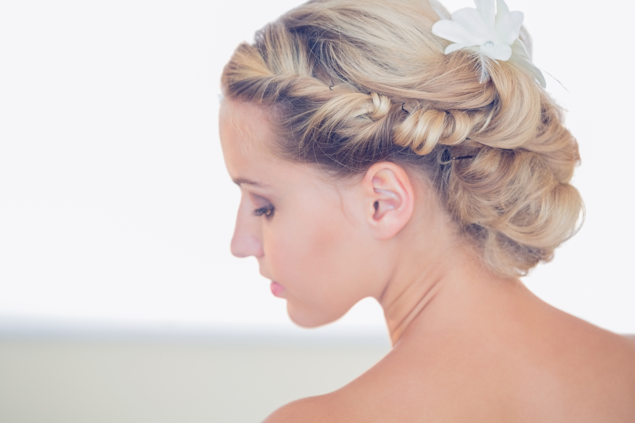 Bridal hair style examples and ideas - Articles - Easy Weddings