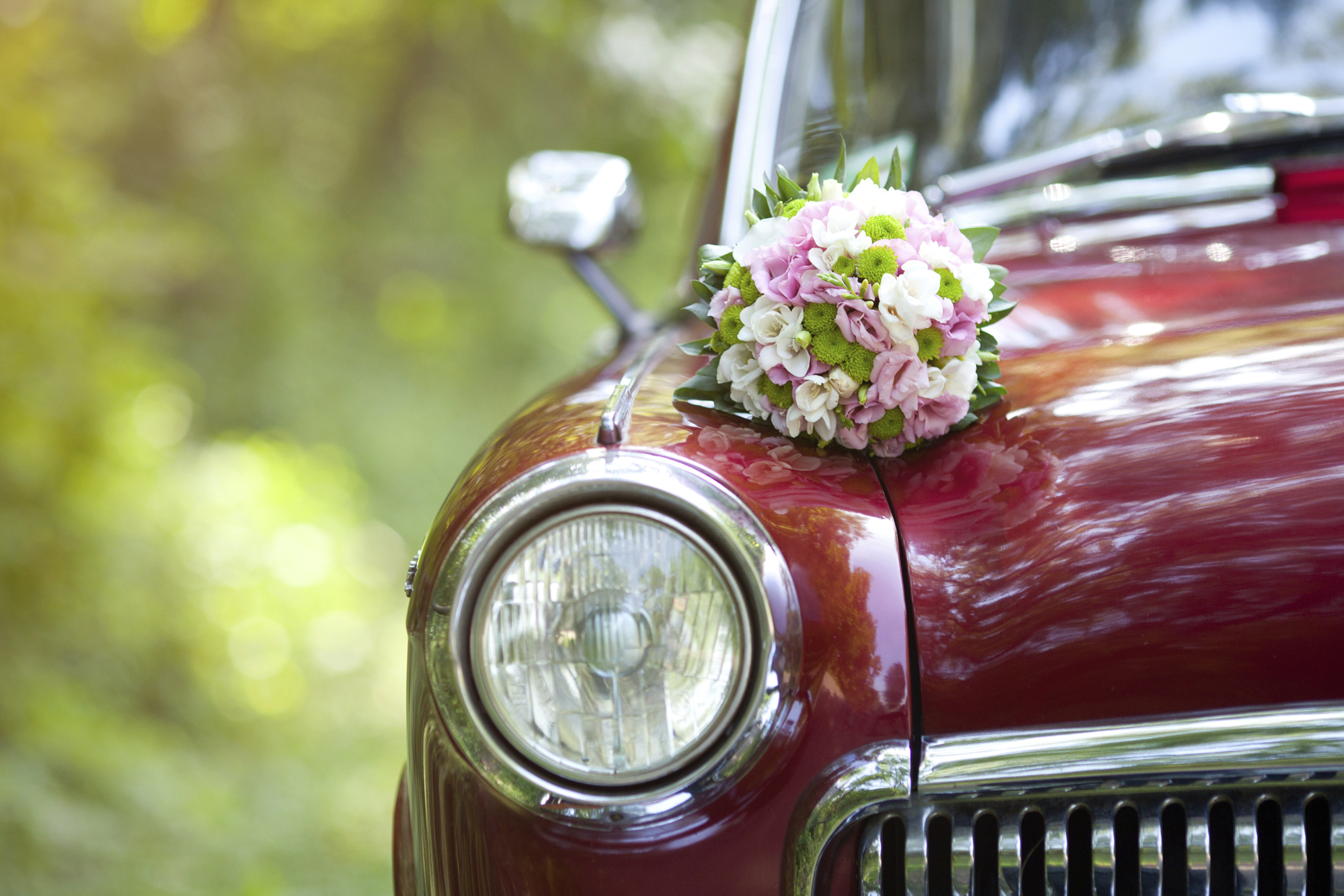 Vintage wedding car hire - Articles - Easy Weddings