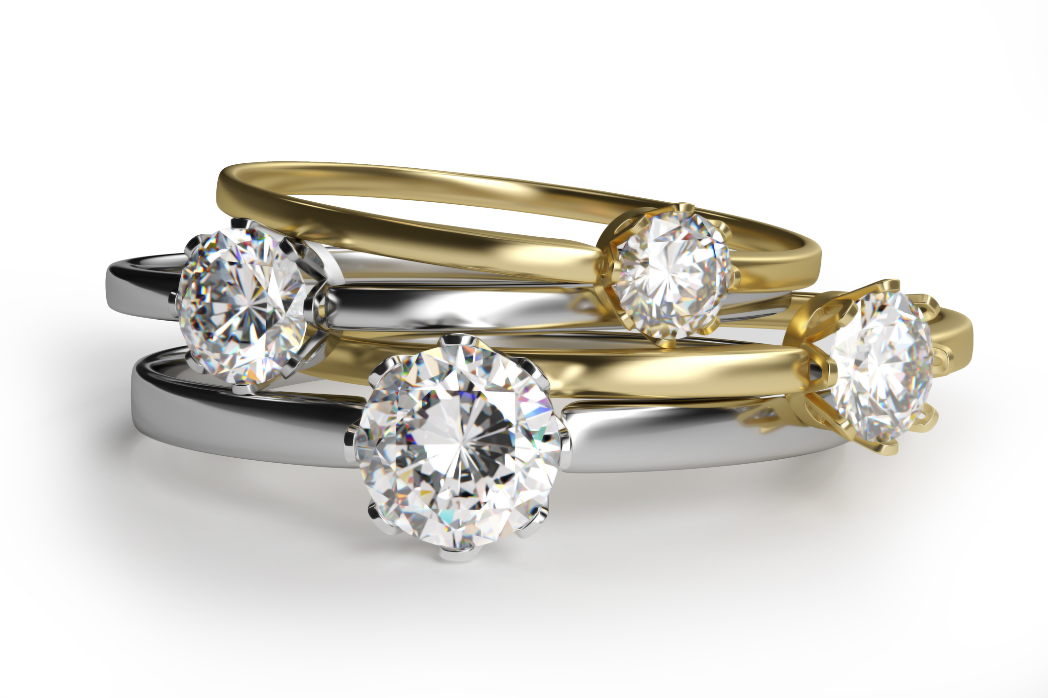 purchase engagement rings should a you gold ultimate practical ring guide band split rose the blog