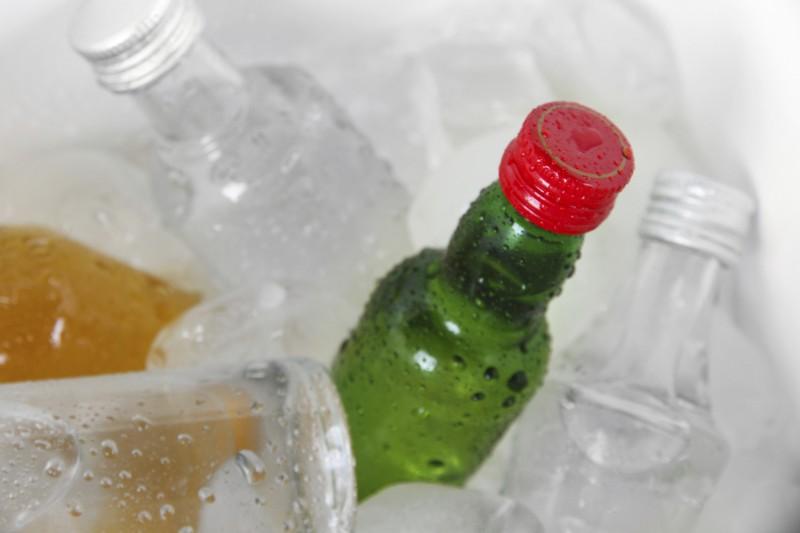 Alcohol miniature bomboniere