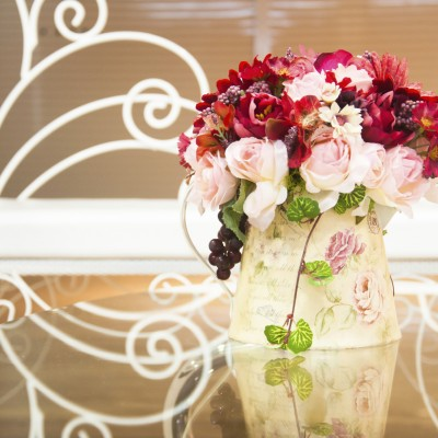 allergy free wedding flowers