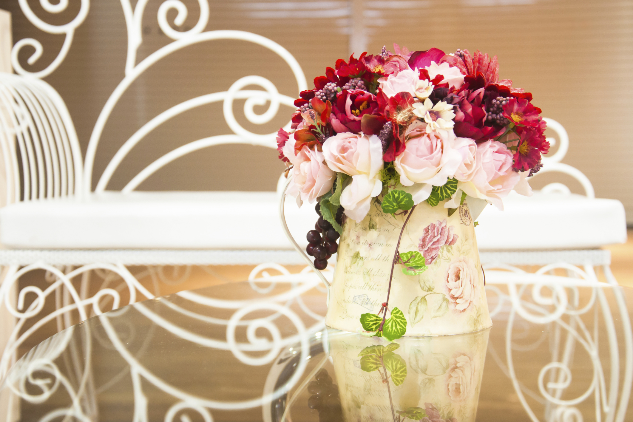 Wedding silk flowers articles easy weddings available in advance izmirmasajfo Gallery