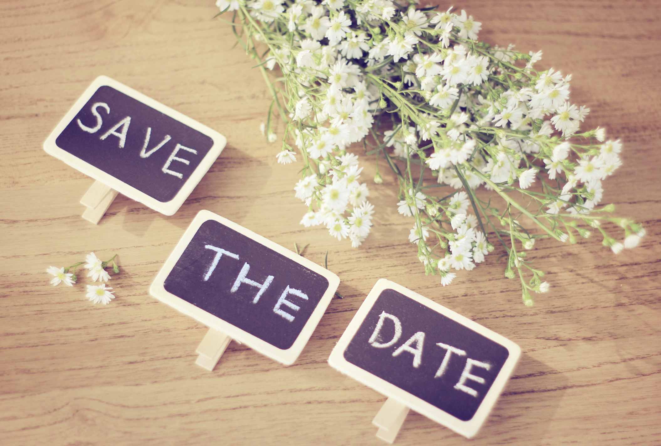 Save The Date Cards Articles Easy Weddings