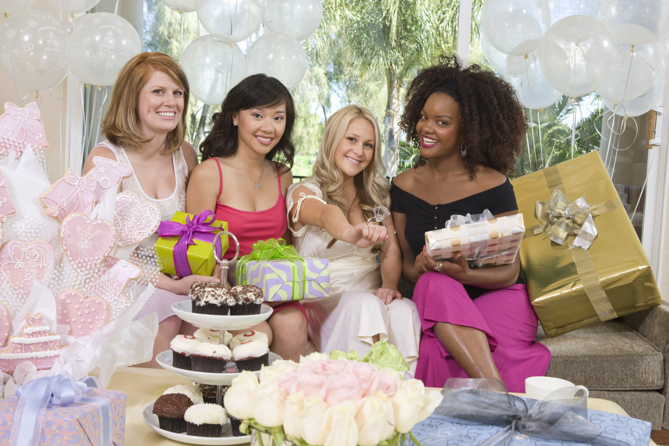 bridal shower etiquette With what is wedding shower