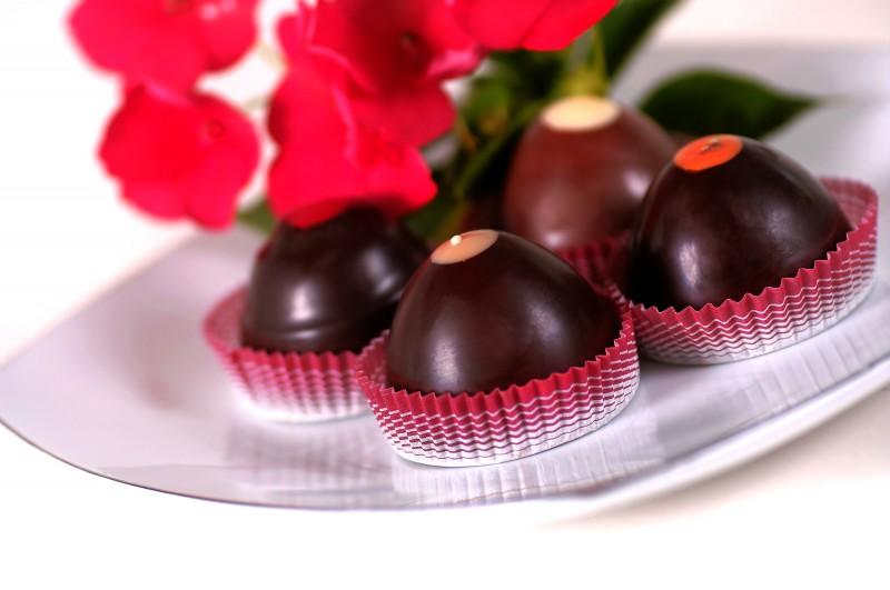 chocolate bomboniere