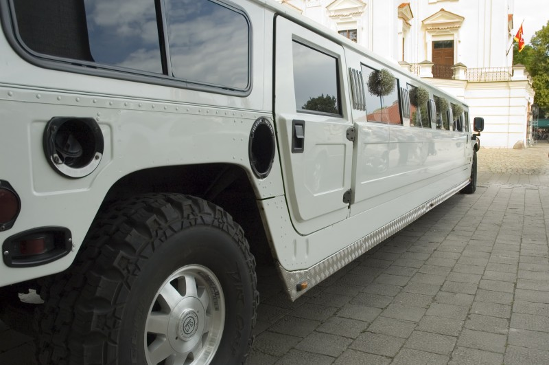 Wedding Car Hummer