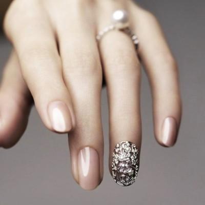 Wedding nails (5)