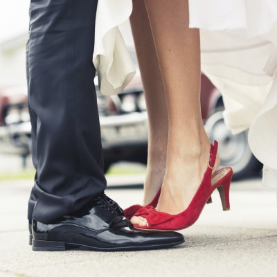 Wedding accessories - shoes