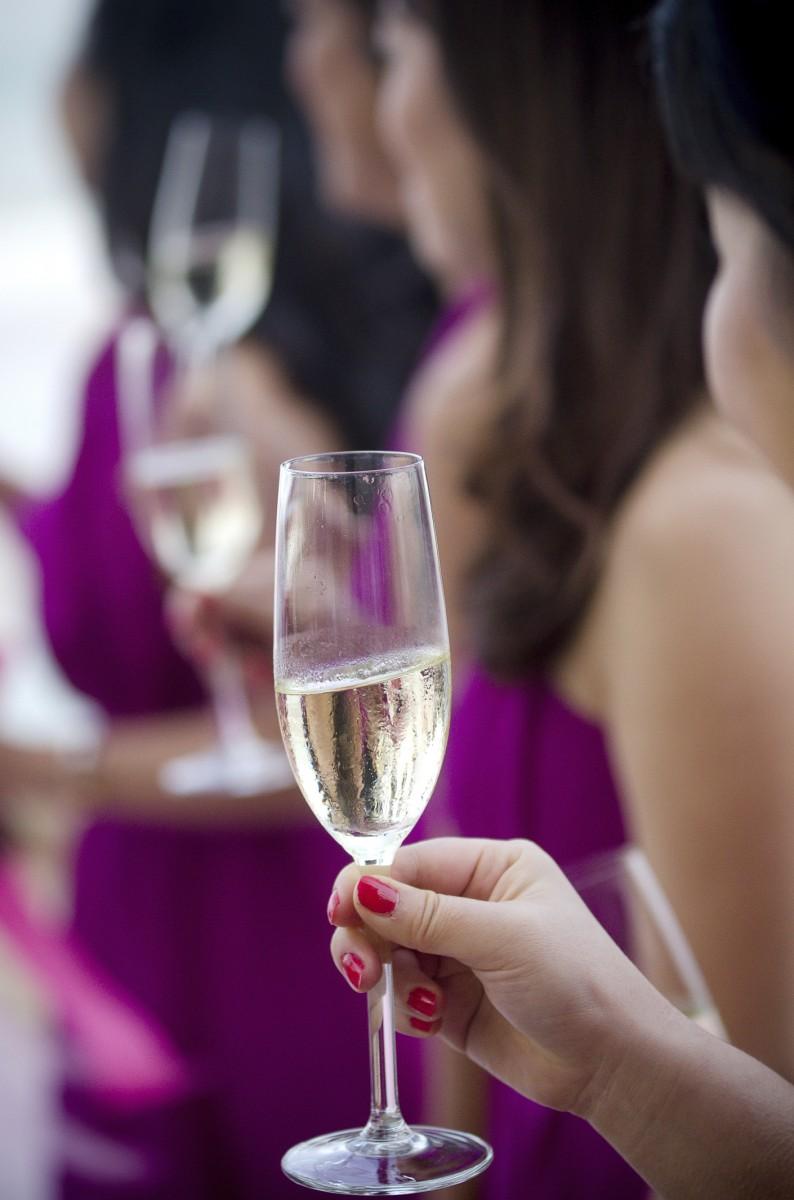 wedding speech - bridesmaid