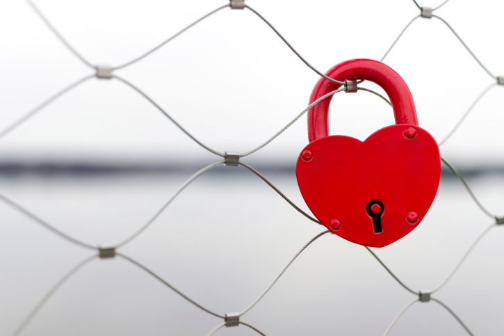 LoveLocks_Fence