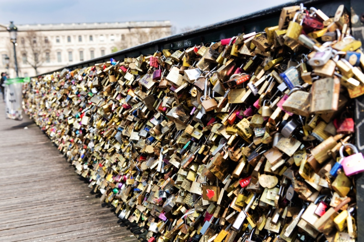 LoveLocks_Paris
