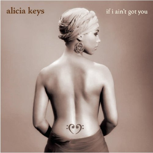 The Diary of Alicia Keys Album Artwork