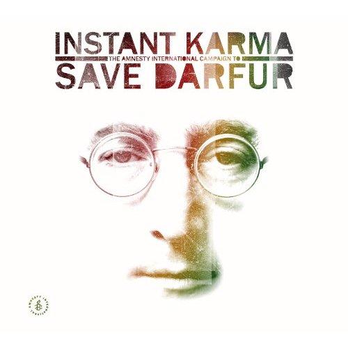 Instant Karma Album Artwork