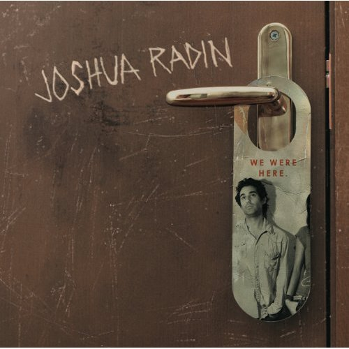 Today - Joshua Radin