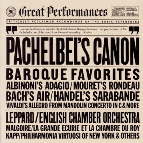 Canon in D (instrumental) - Johann Pachelbel