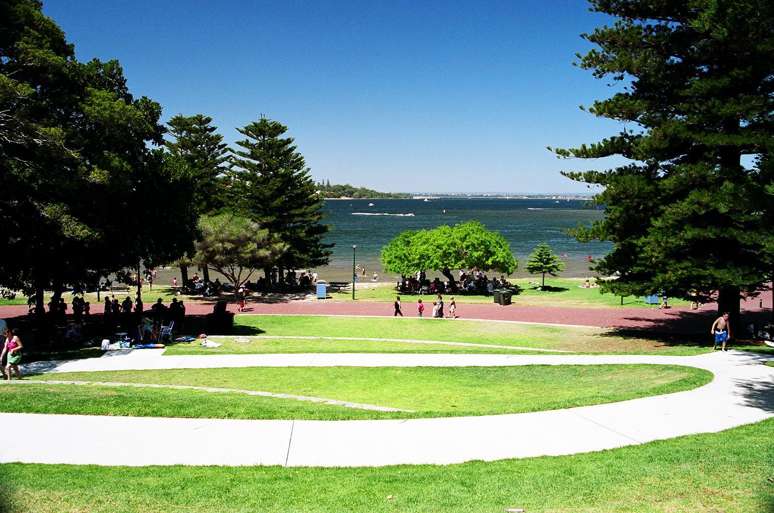 Point Walter Reserve Garden Locations