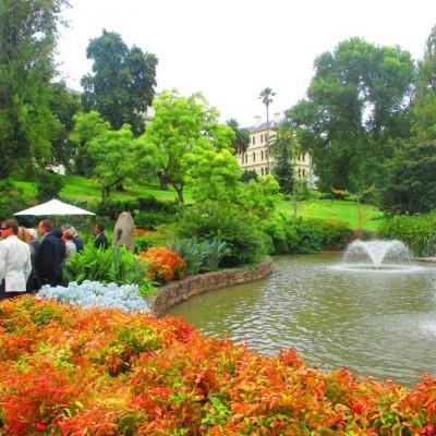 Treasury Gardens Weddings