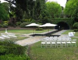 Pioneer Women's Memorial Gardens Weddings