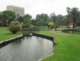 Queens Gardens