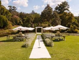Royal Botanic Gardens – Nymphaea Lake