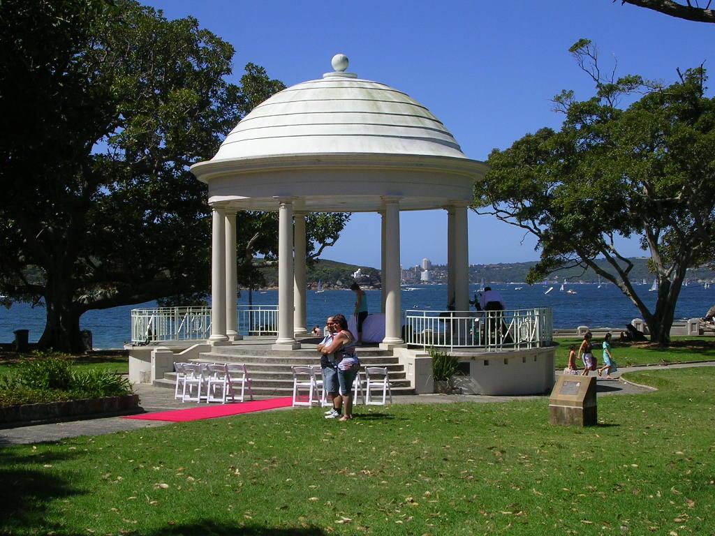 Balmoral Beach Garden Locations
