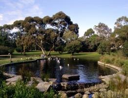 George Pentland Botanic Gardens