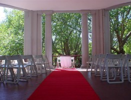 Lady Janet Clarke Rotunda – Queen Victoria Gardens