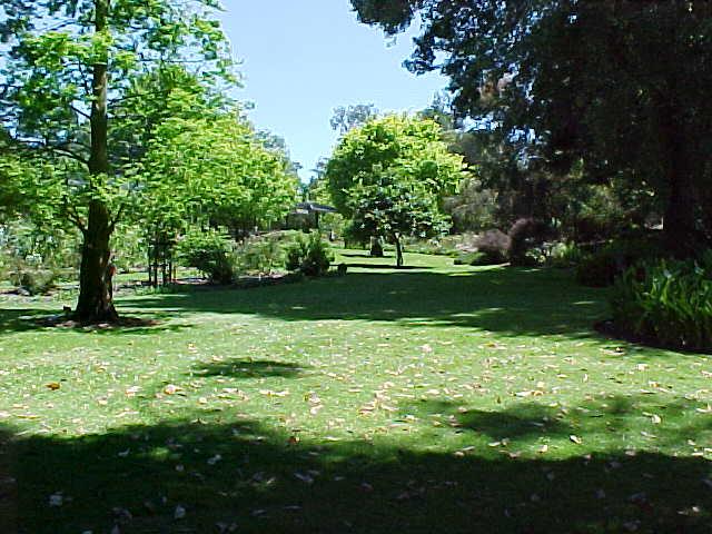 Geelong botanic gardens garden locations for Garden design geelong