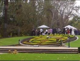 Floral Clock – Queen Victoria Gardens
